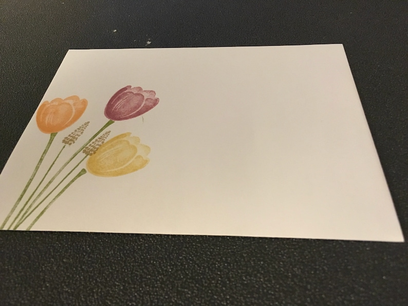 Handmade Thinkng of You Card