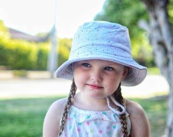 7e611fc50c6 Kids bucket hat