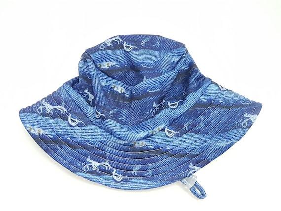 kids summer hatboys bucket hatbaby sun protectionboys beach  6e646dda637