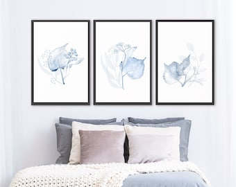 Astounding Framed Wall Art Set Etsy Home Interior And Landscaping Ologienasavecom