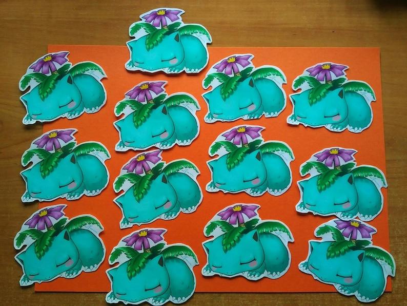 Cute Venusaur Sticker