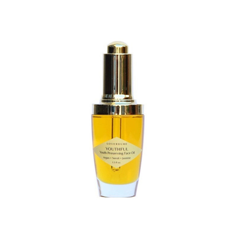 YOUTHFUL  Youth Preserving Face Oil  100% Natural image 0