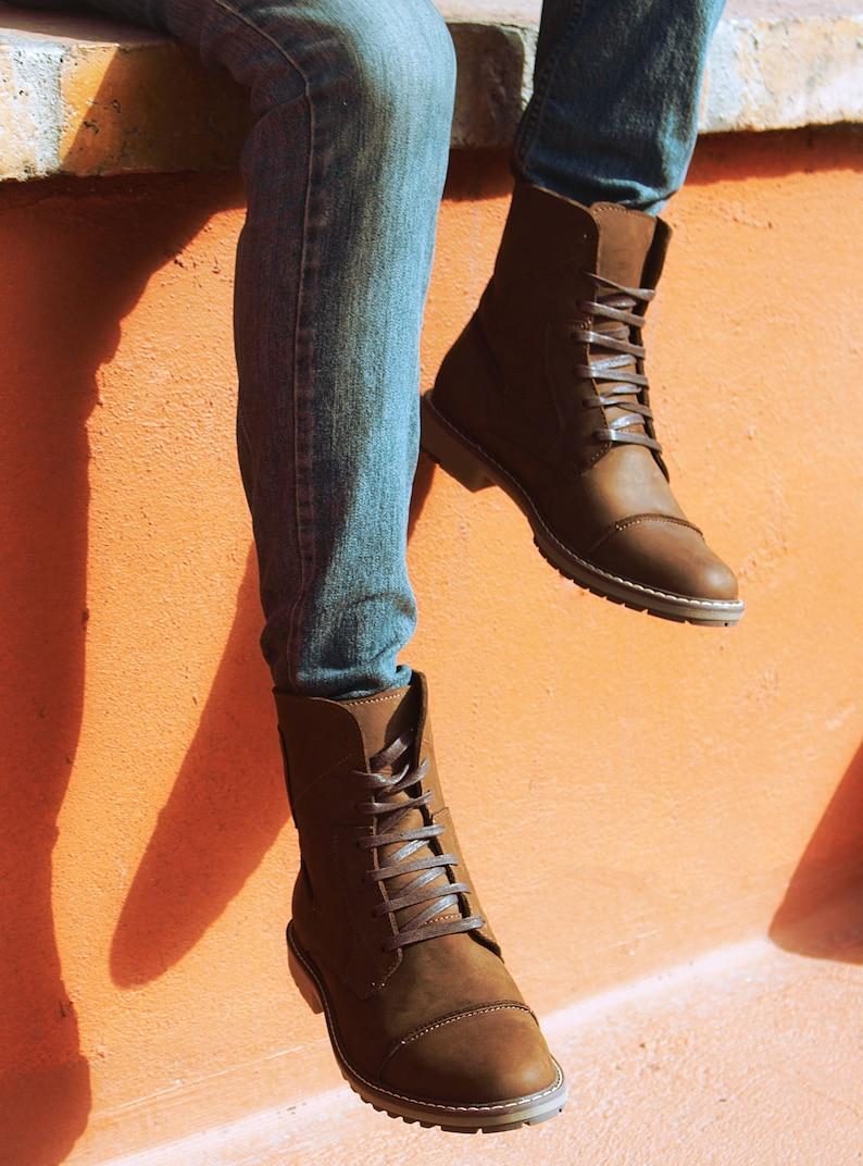 Stivali da uomo stivali uomini scarpe da uomo scarpe da ozc2jmH6