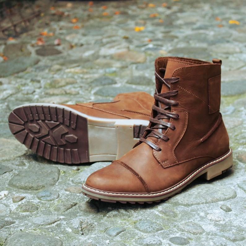 Stivali da uomo stivali uomini scarpe da uomo scarpe da e6ZVBPS8