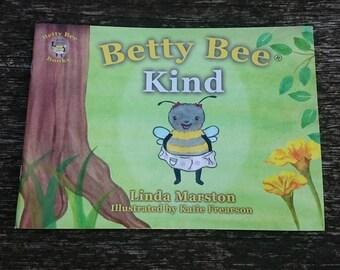 Etsy Betty educatieve Kinderboek leren Bee vroeg Sorry xn7Yn1TP
