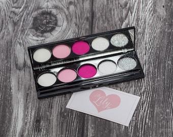 Pretend make up- Princess palette
