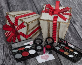 Pretend makeup - Miss Merry holiday collection