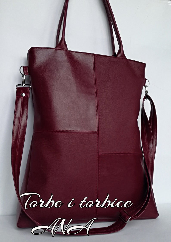 9625410f77978 Bordeaux bag Cross body bag Faux Leather Bag Everyday bag | Etsy