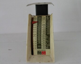 Small Hansen Mail Scale