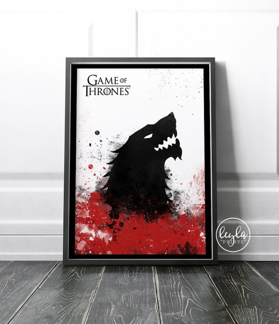G.O.T Game of Thrones 3 Poster Set Movie Poster A5 A4 A3 FREE P+P GOT