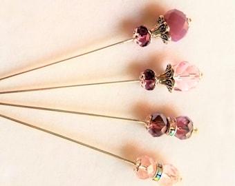 Hat Pins & Stick Pins