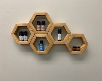 Honeycomb Shelf - Mini