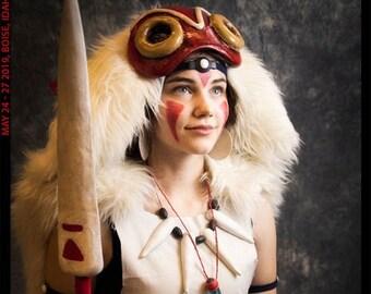 Princess Mononoke Cosplay Etsy