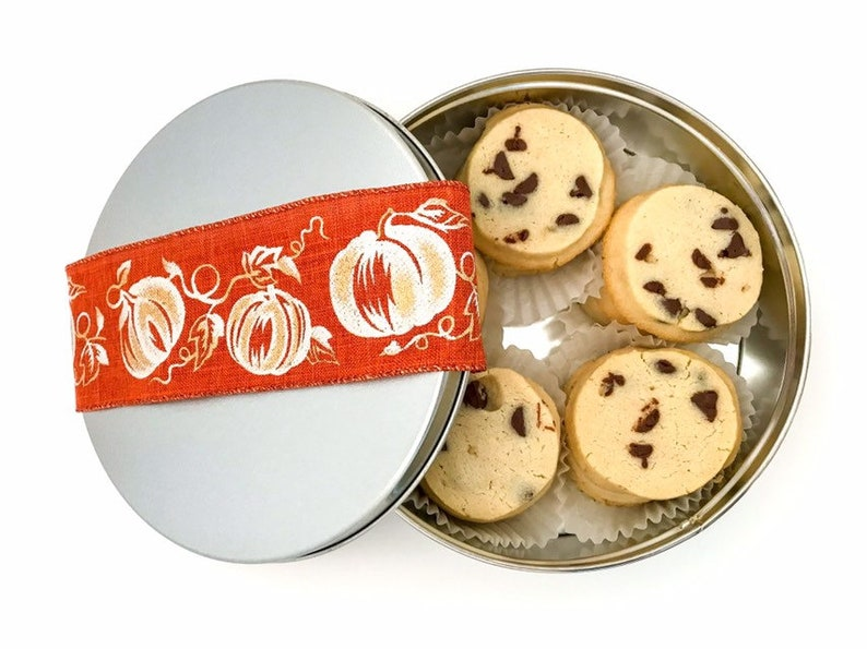 Thanksgiving Cookies Fall Chocolate Chip Spritz Cookies Fall image 0