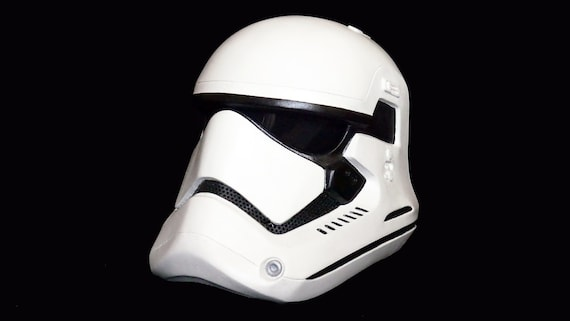 Star Wars Stormtrooper Helmet White Cosplay Mask PVC Replica Collection Prop New
