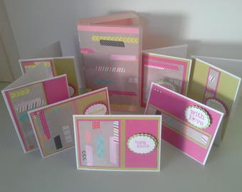 Female Cards Boxed Set CG9