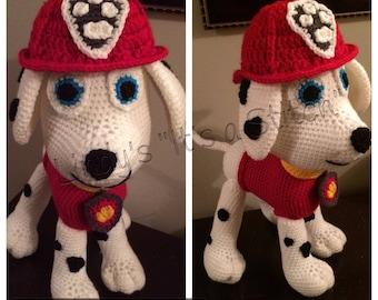 Patrol Stuffie Etsy