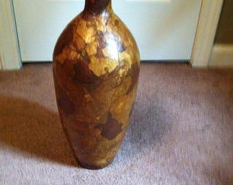 Shades of. Brown. Vase