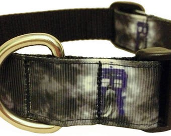 Dr Who Tardis Personalized Dog Collar