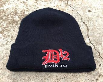 8c2727689be Vintage D-12 Eminem Hat