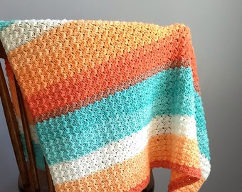Every Day Baby Blanket - Pattern only!