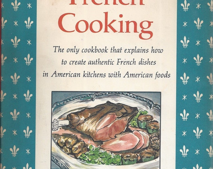 Mastering the Art of French Cooking by Julia Child, Simone Beck and Louisette Bertholle    2 Volume Set