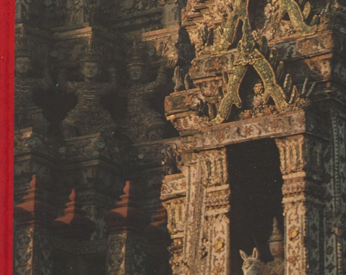 TIME-LIFE: The Great Cities; Bangkok  by John Blofeld   (1979)