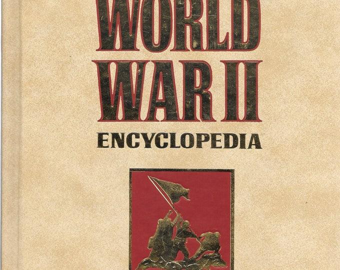 Illustrated World War II Encyclopedia volume 9