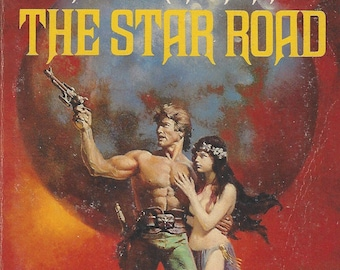 "Gordon R. Dickson  ""The Star Road"" 1974 1st Printing (Daw Books)"
