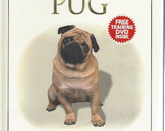 The Pug by Susan M Ewing & Wayne Hunthausen DVM  for Terra-Nova  HARDCOVER (2005)