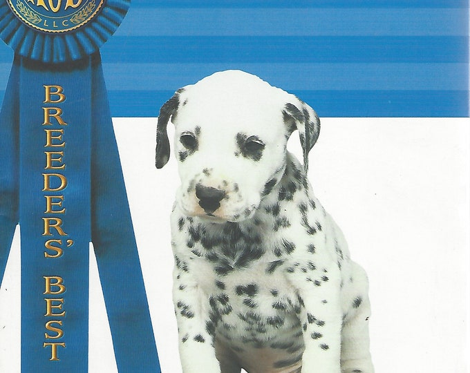 Kennel Club Books Breeder's Best : Dalmations  by Susan Brooksbank  (2004)