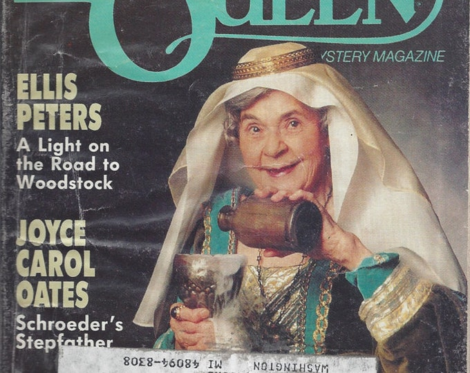 Ellery Queen's April 1992 Mystery Magazine
