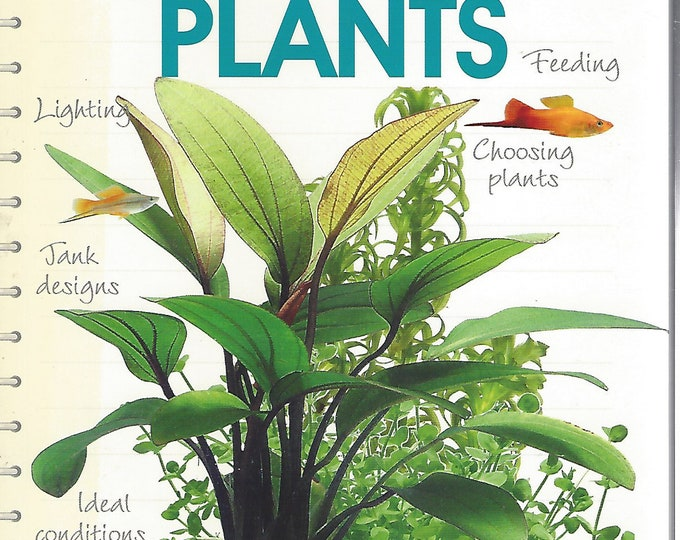 Aquamaster;  Today's Essential Guide to Growing Aquarium Plants by Peter Hiscock  (2004)