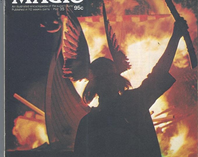 Man, Myth and Magic Part 35 Magazine by Richard Cavendish 1970
