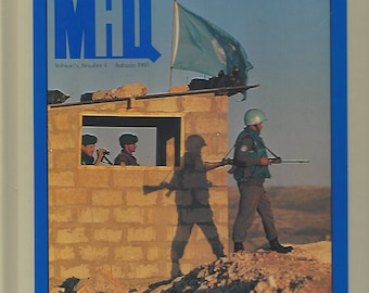 The Quarterly Journal of Military History:  Autumn 1992     Volume 5;   Number 5