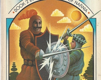 Prince Caspian-The Chronicles of Narnia by C.S. Lewis 1979