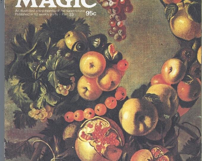 Man, Myth and Magic Part 33 Magazine by Richard Cavendish 1970