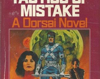 "Gordon R. Dickson  ""Tactics of Mistake"" 1972 1st Printing (Daw Books)"