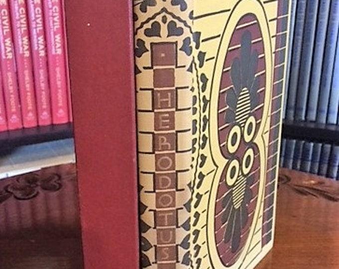 HERITAGE PRESS: The Histories of  Herodotus Volume 2   (1958)
