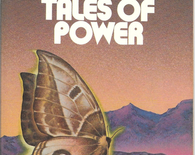 Tales of Power by Carlos Castaneda 1976 (Paperback)