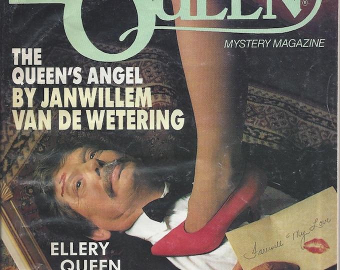 Ellery Queen's December 1991 Mystery Magazine