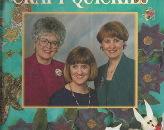 Aleene's Craft Quickies (Hardcover) 1995