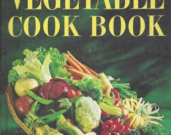 Better Homes and Gardens: Vegetable Cook Book (Hardcover)