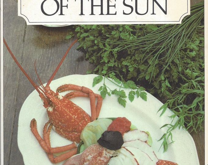 Cuisine of the Sun  by Roger Vergé (Paperback)