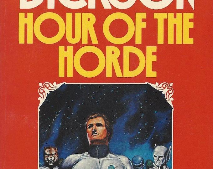 "Gordon R. Dickson  ""Hour of the Horde"" 1978 1st Printing (Daw Books)"