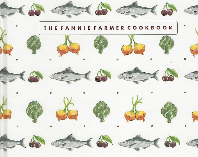 The Fanny Farmer Cookbook by Marion Cunningham (1996) Hardcover
