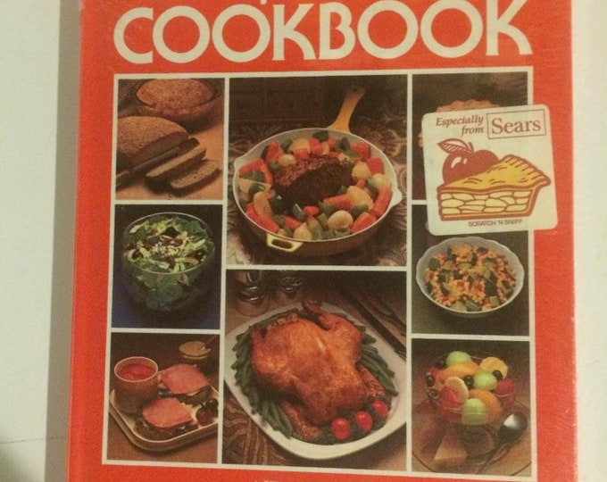 Betty Crocker's Cook Book New and Revised Edition (Including Microwave Recipes) SEALED MINT
