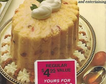 Ladies Home Journal Handbook of Holiday Cuisine by Margaret Happel & Elsa Harrington   Hardcover (1970)
