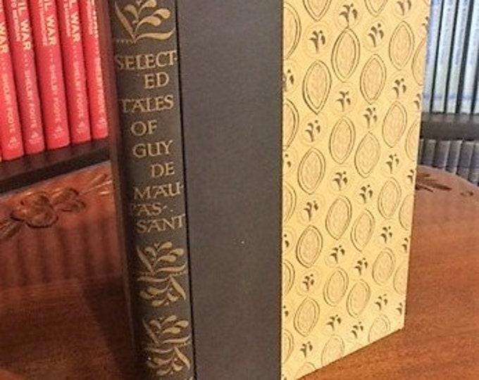 Selected Tales of Guy De Maupassant (1950)  Random House