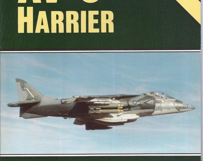 AV-8 Harrier in Detail & Scale, Part 1: USMC Versions D S, Vol. 28 by Don Linn